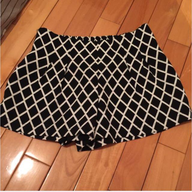 全新韓版格紋褲