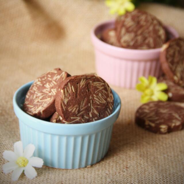 伊森手工餅乾-巧克力花崗石