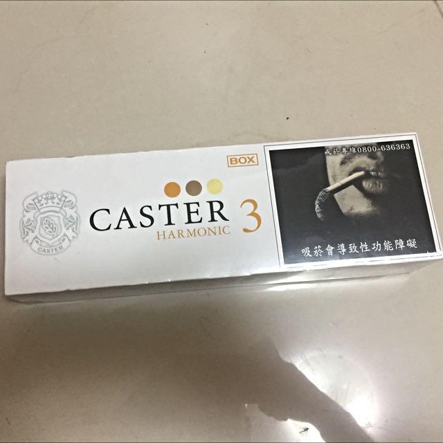卡斯特 3號 台灣機場版