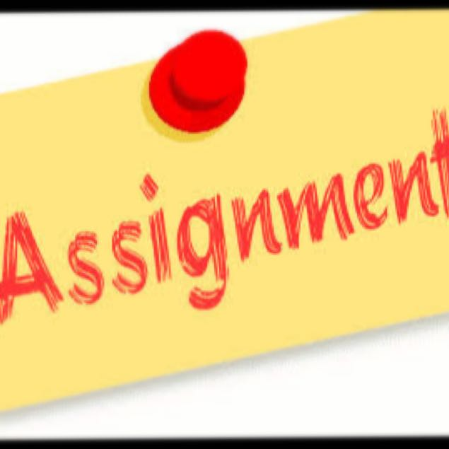 do you need assignment help????