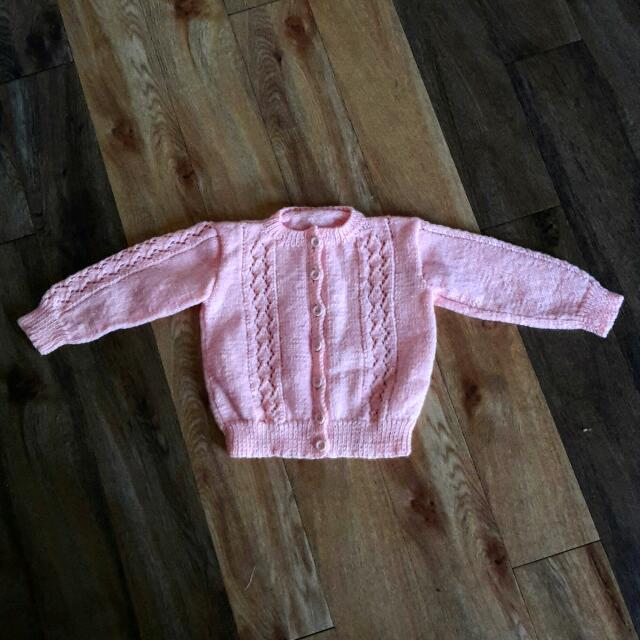 Girl Cardigan Size 2