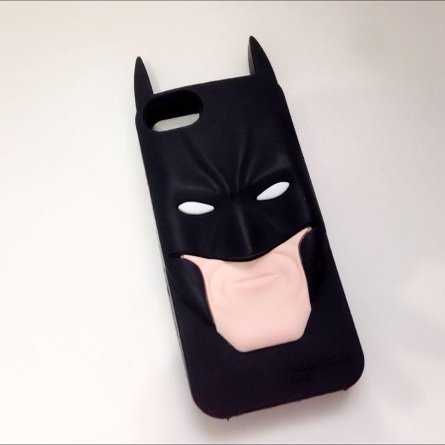 蝙蝠俠IPhone5/5s手機殼