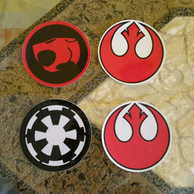 Star Wars Rebel Alliance Insignia Darth Vader And Thundercats Logo