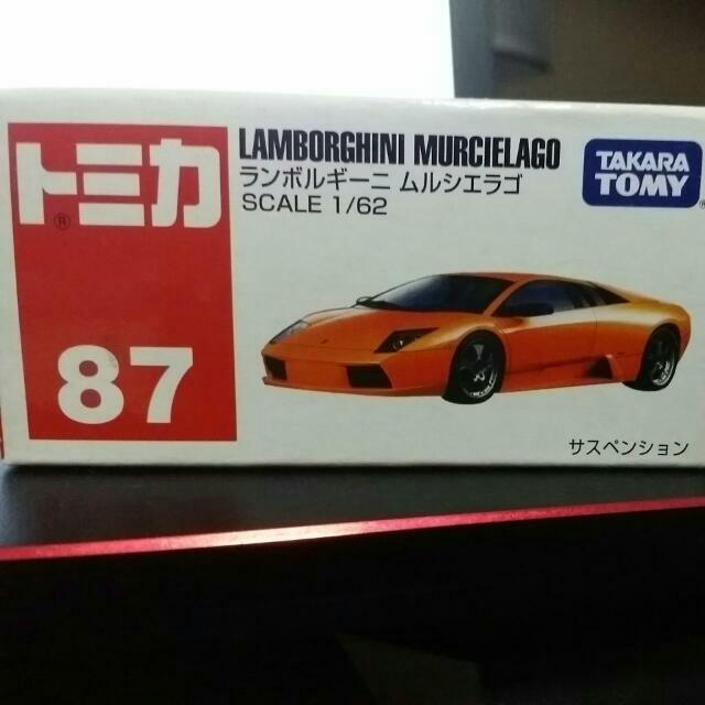 Tomica Lamborghini Murcielago