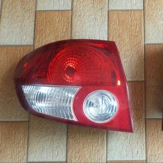 Hyundai Getz Rear Lights (1 Pair)