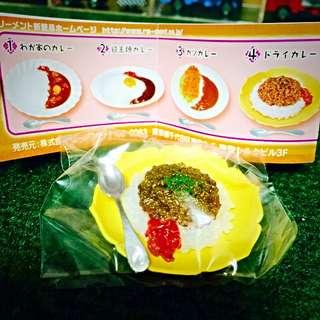 扭蛋 咖哩飯 賣or換