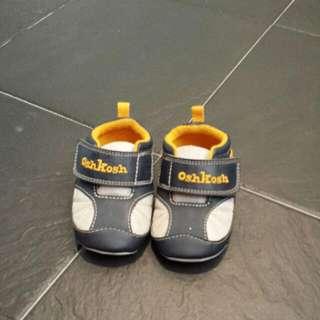 Shoes Oshkosh Baby Boys Bootie @ Sgd20.