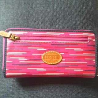 Dompet Fossil New With Tag