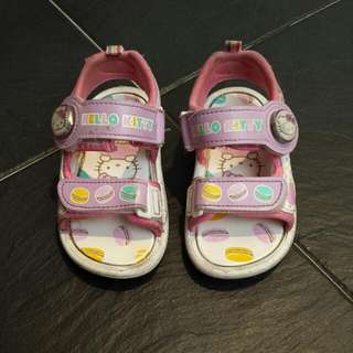 Shoes HELLO KITTY SANDALS @ SGD 10