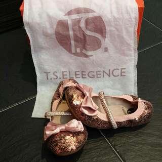 T.S ELEEGENCE girls Shoes