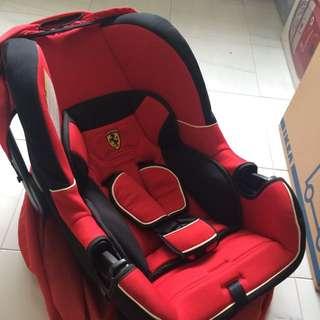 Ferrari Infant Car Seat/Carrier