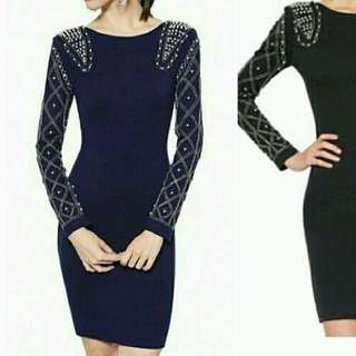 BN Love Bonito COVET Eldridge Dress