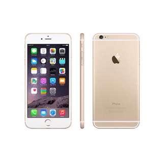 iPhone 6 16G 金色 未使用過整新機