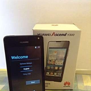 Huawei Ascend Y300 Non Camera Handphone