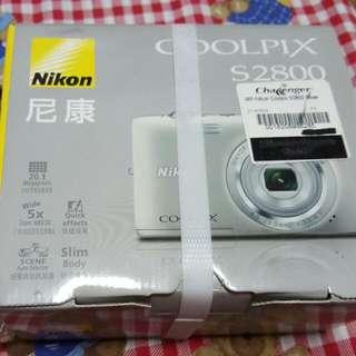 Nikon Coolpix S2800 Brand New In Box