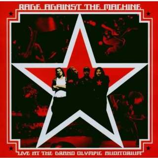 Rage Against The Machine Cd.(import Product)