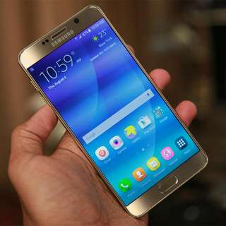 Note 5 Gold 32GB