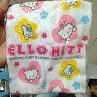日本Hello Ketty手帕