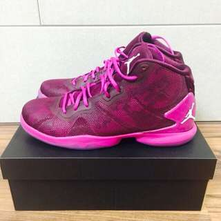 jordan superfly 粉紅 桃紅 迷彩 乳腺 籃球鞋