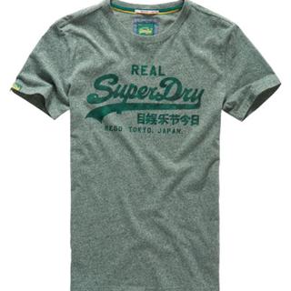 Brand New Superdry PT Classics Vintage Logo T-shirt - Size M