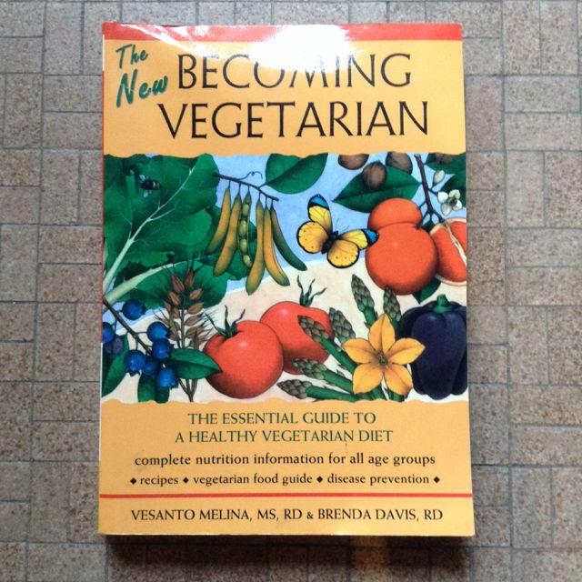 Becoming Vegetarian