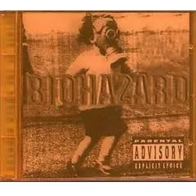 Biohazard Cd Limites Edition Packege(import Product)