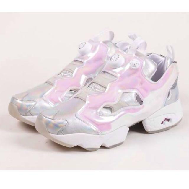 🈹💗Reebok Pump Fury X Cinderella