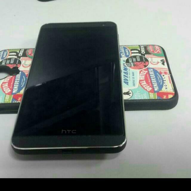 HTC E9+ 保固中