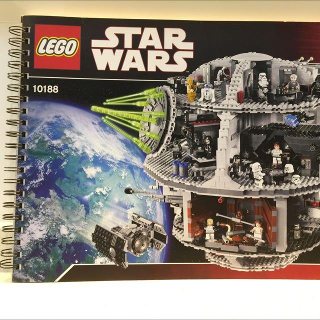 Mtt lego star wars instructions manual