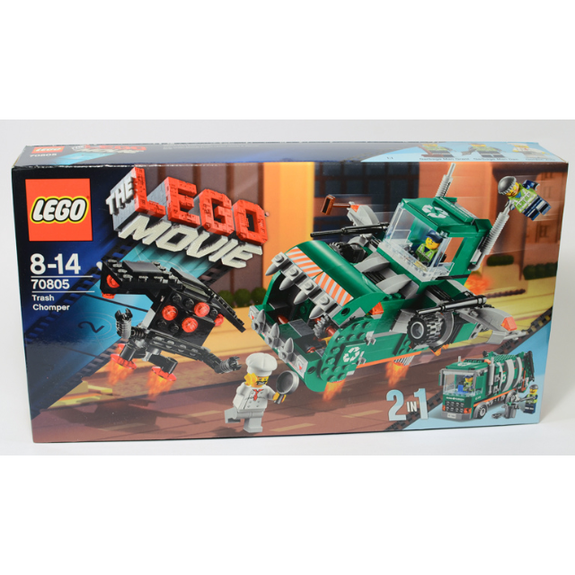 Lego The Lego Movie 70805 Trash Chomper 2 In 1 Toys Games On Carousell