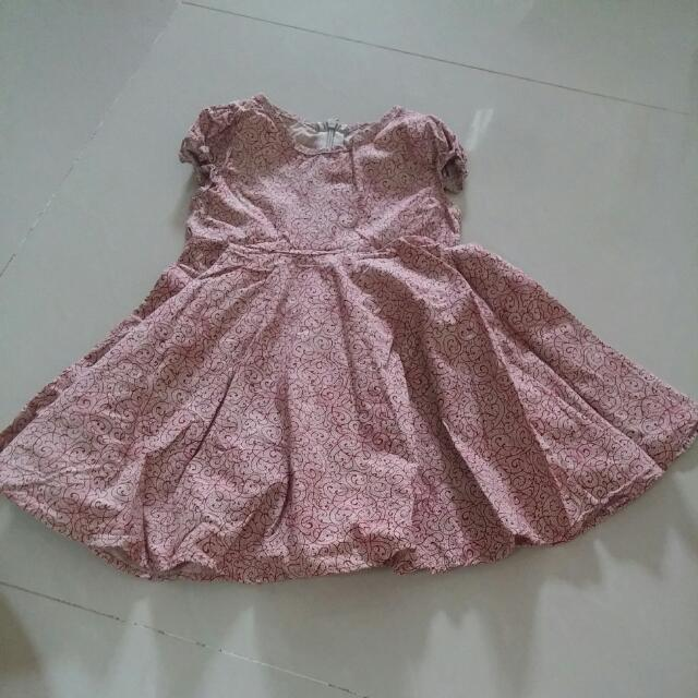 Little Fairy Collection Thailand Baby Toddler Girl Dress Babies