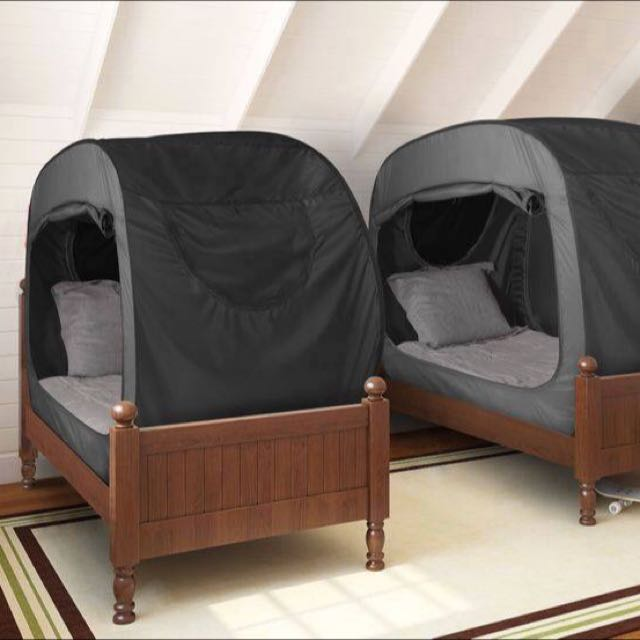 & Privacy Pop Bed Tent Home u0026 Furniture on Carousell