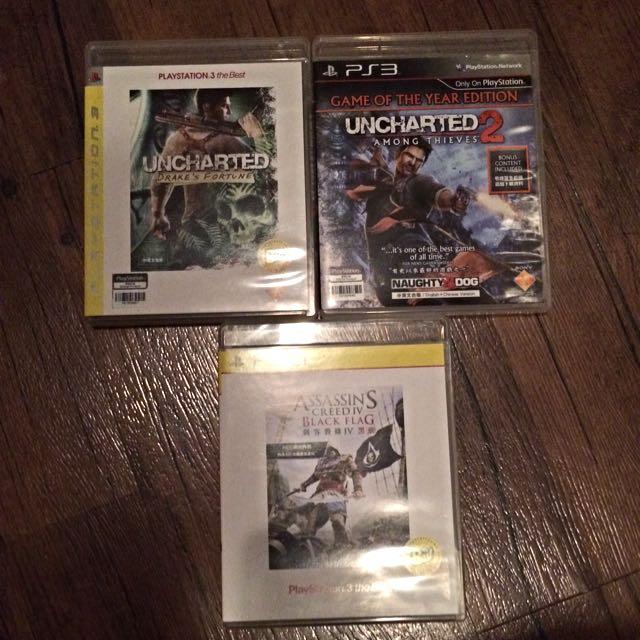 PS3 二手遊戲 單片300