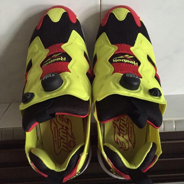 9083214383e Reebok instapump fury OG Us9 (not nike adidas saucony asics)