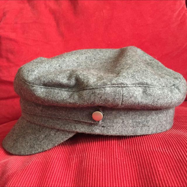 Train Driver Style Hat In Felt 517d0a7c0b6