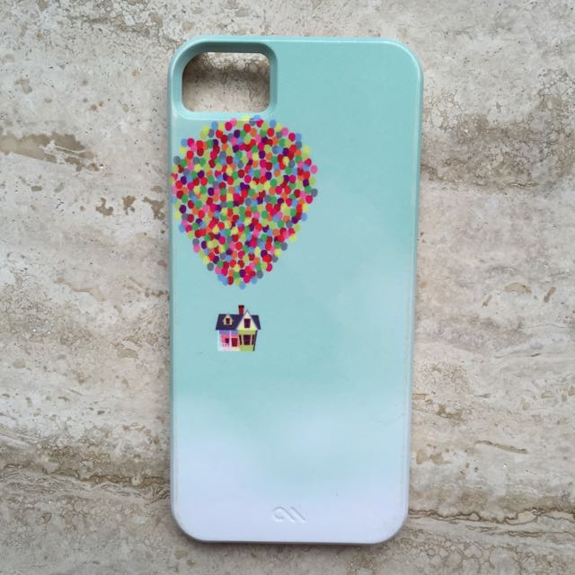 Up iPhone 5 Case