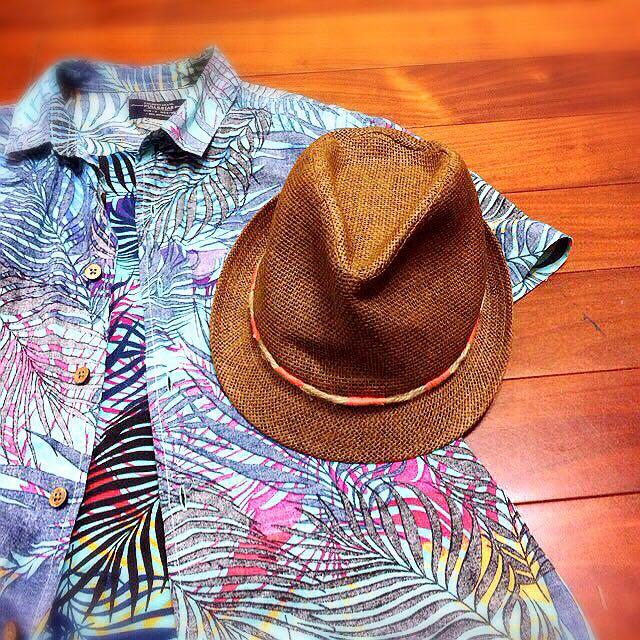 ZARA編織帽
