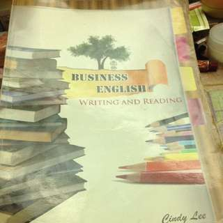 Business English Writing&Reading