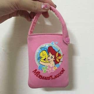 迪士尼小美人魚購物袋