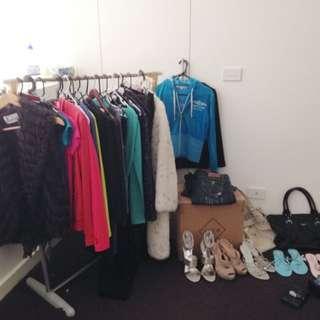 Clothes , Shoes , Bags