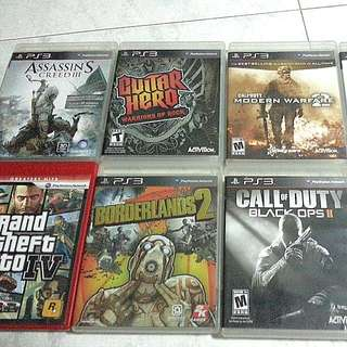 CHEAP PS3 GAMES!