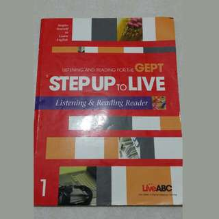 Step Up To Live
