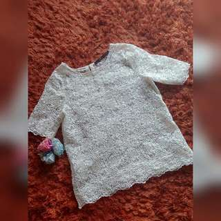 PL Zara Lace Top