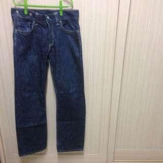 《22折》Levi's 523 straight 牛仔褲