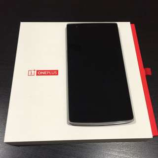 ONEPLUS One (64Gb, Int'l Version)