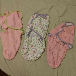 嬰兒包巾 新式包巾