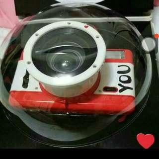 Lomo Fisheye2魚眼相機-I LOVE YOU限定款