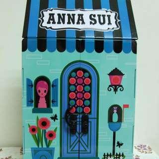 (待匯款)ANNA SUI 置物鐵盒
