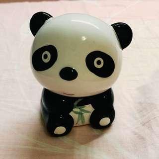 可愛貓熊存錢筒🐼