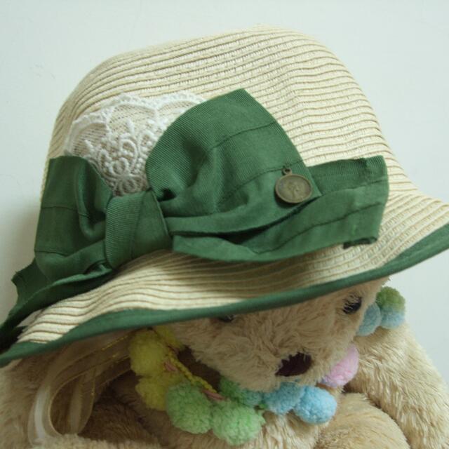 夏日草帽(50元出清)